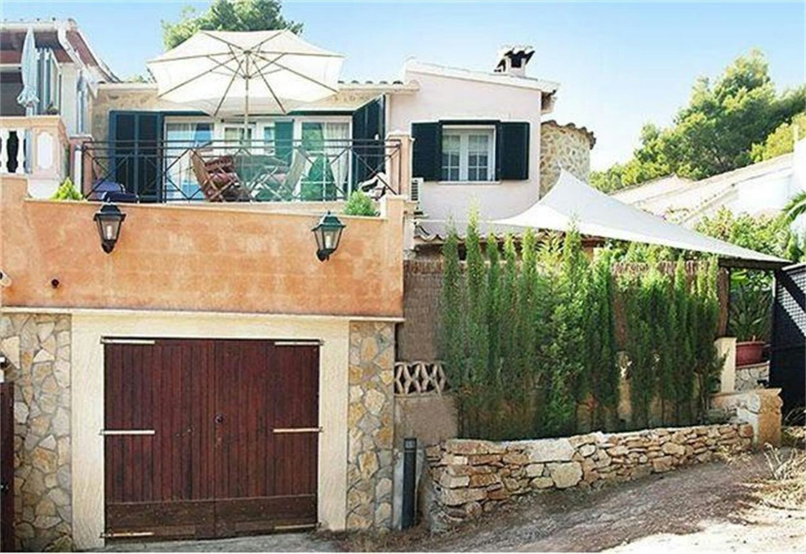 Nice Detached House in the South West of Mallorca for sale