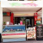 Palmanova Mallorca Ice Cream Take Away Crêpe to go for sale rent lease