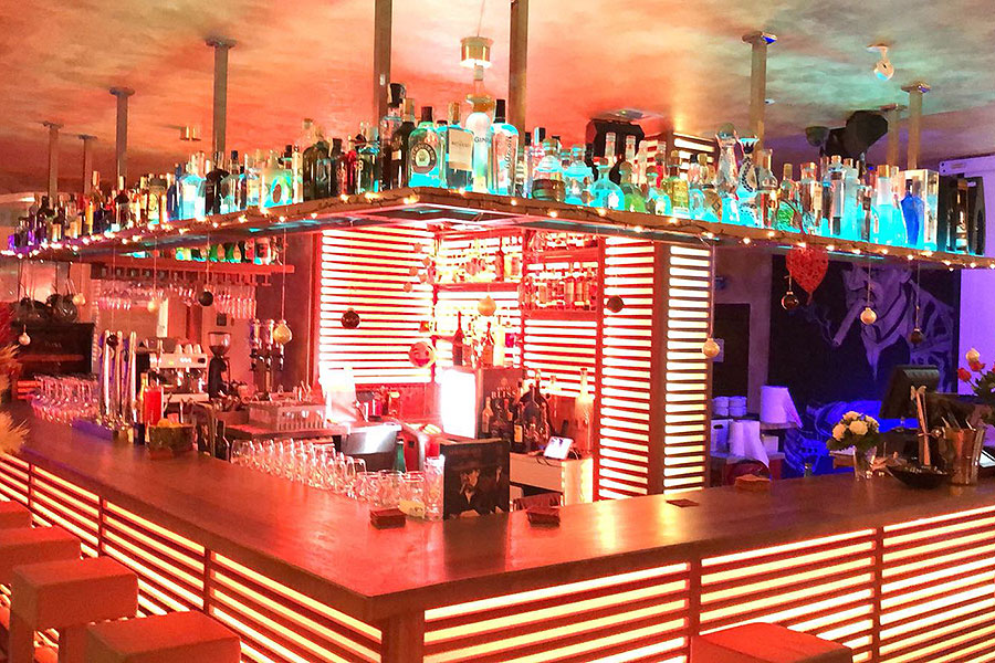 Tip: Stylish cocktail bar in Santa Ponsa in the southwest of Mallorca to hand over